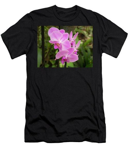 Orchid #6 Men's T-Shirt (Athletic Fit)