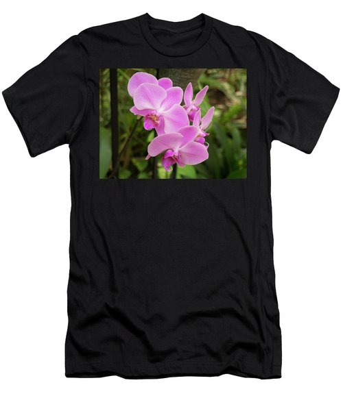 Orchid #6 Men's T-Shirt (Athletic Fit)