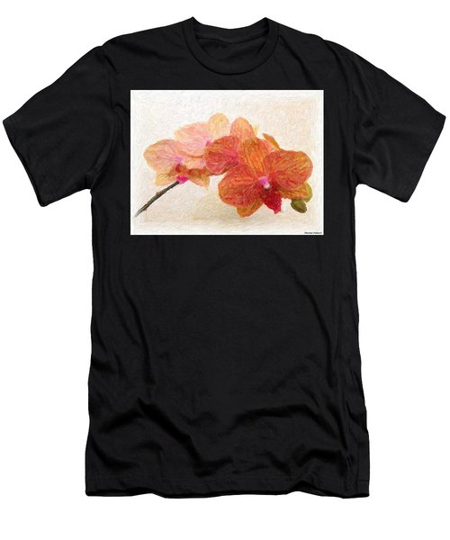 Orchid Beauty Men's T-Shirt (Athletic Fit)