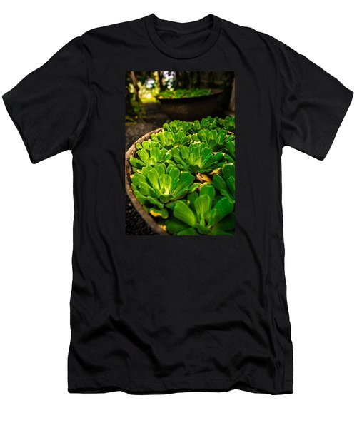 Orchid Pond Men's T-Shirt (Athletic Fit)