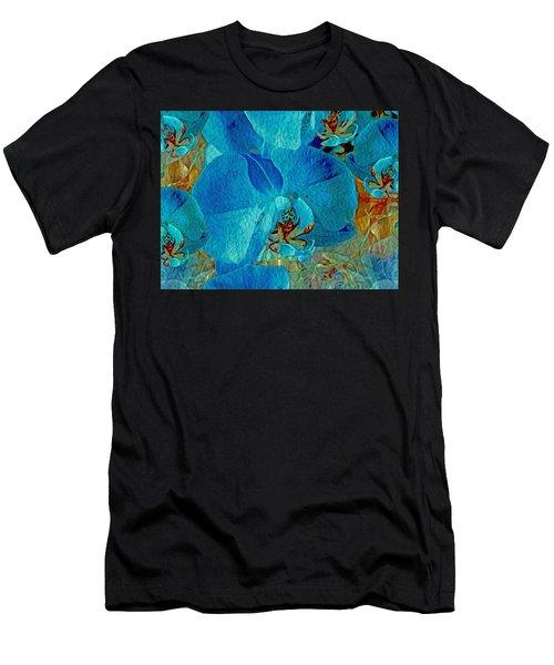 Orchid Reverie 10 Men's T-Shirt (Athletic Fit)