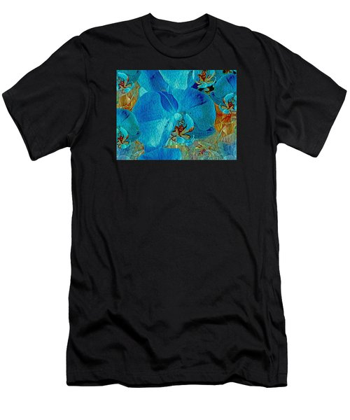 Orchid Reverie 10 Men's T-Shirt (Athletic Fit)