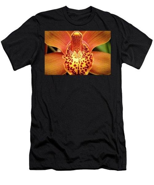 Orchid Splendor Men's T-Shirt (Athletic Fit)