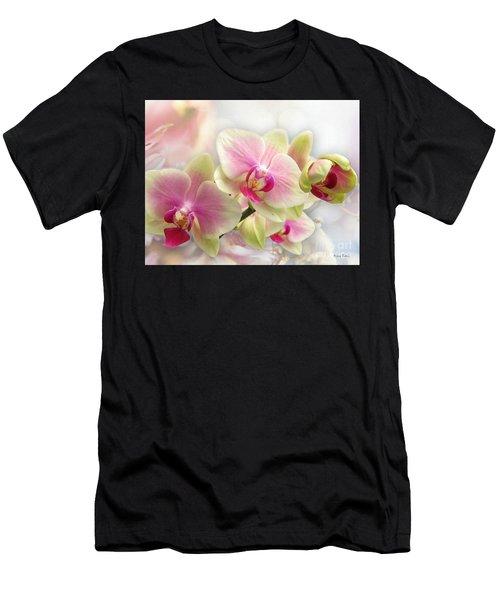 Orchids Men's T-Shirt (Athletic Fit)