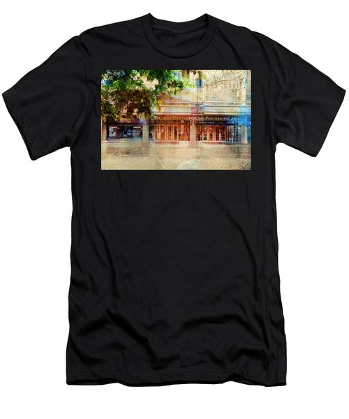 Ordway Center Men's T-Shirt (Slim Fit) by Susan Stone