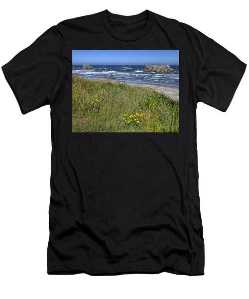 Oregon Beauty Men's T-Shirt (Athletic Fit)