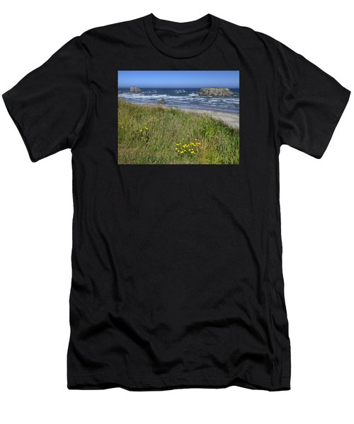 Oregon Beauty Men's T-Shirt (Athletic Fit)