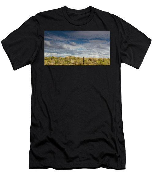 Oregon Clouds Men's T-Shirt (Athletic Fit)