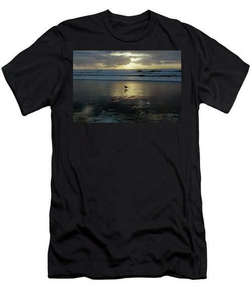 Oregon Coast 3 Men's T-Shirt (Athletic Fit)