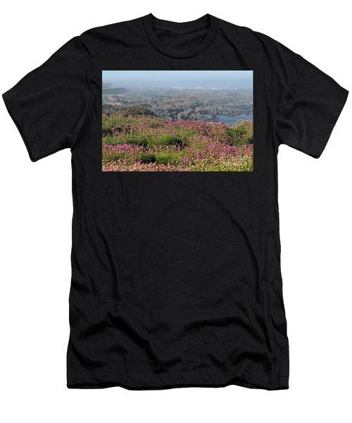 Oregon Coast Men's T-Shirt (Athletic Fit)