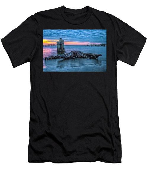 Oregon Inlet II Men's T-Shirt (Athletic Fit)