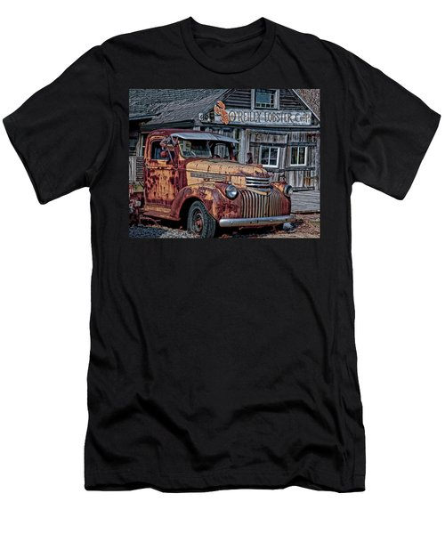 O'reilly Lobster Pound Men's T-Shirt (Athletic Fit)