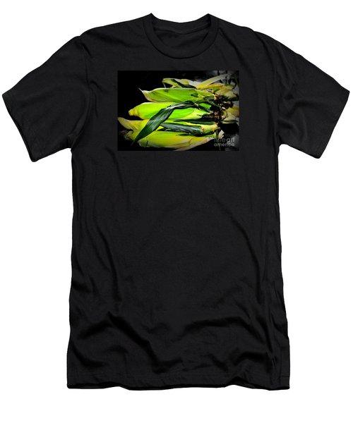 Organic Corn 2 Men's T-Shirt (Athletic Fit)