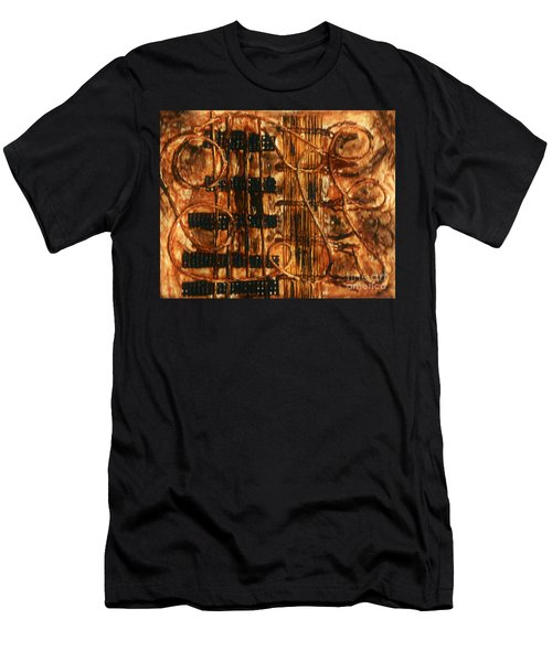 Organic - Landscape  Men's T-Shirt (Athletic Fit)