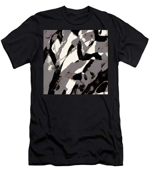 Organic No 2 Abstract Men's T-Shirt (Athletic Fit)