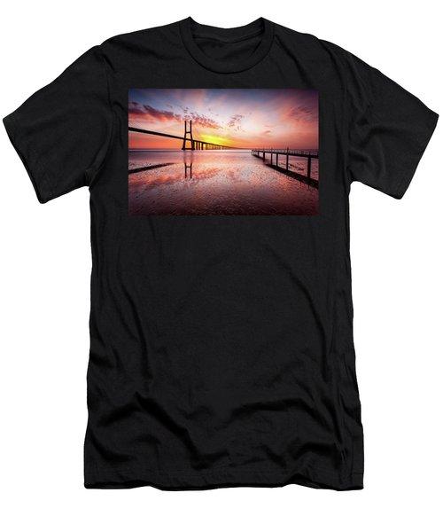 Origin Men's T-Shirt (Slim Fit) by Jorge Maia