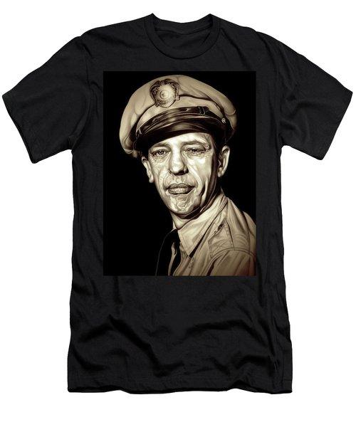 Original Barney Fife Men's T-Shirt (Athletic Fit)