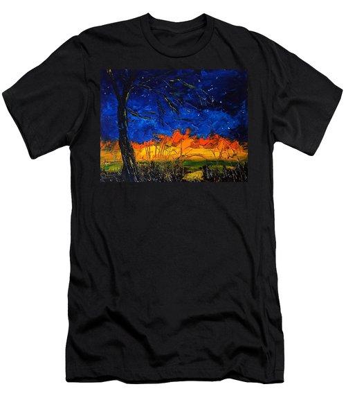 Orion                     14.2.13.2018 Men's T-Shirt (Athletic Fit)