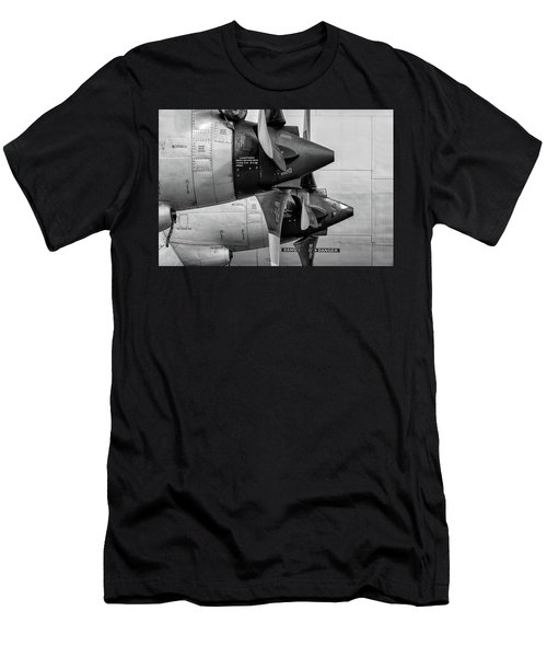 Orion's Thrust - 2017 Christopher Buff, Www.aviationbuff.com Men's T-Shirt (Athletic Fit)