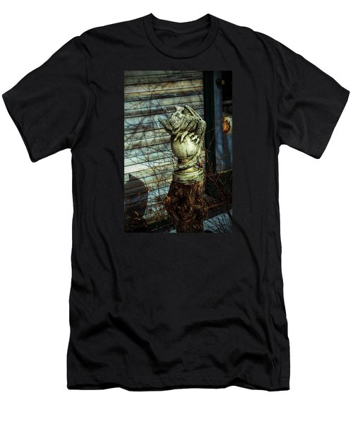 Oscar Men's T-Shirt (Slim Fit) by Alana Thrower