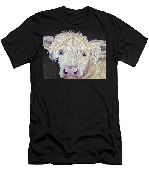 Oscar Men's T-Shirt (Slim Fit) by T Fry-Green