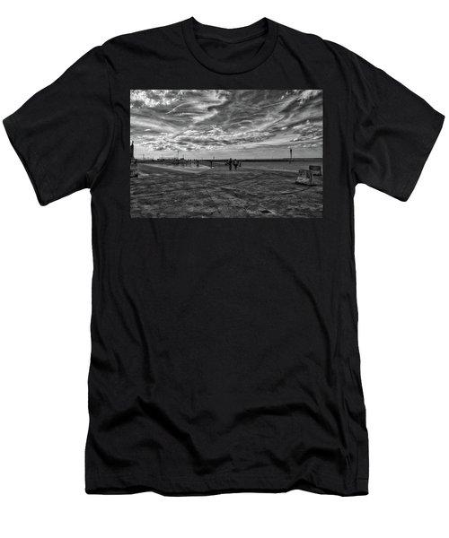 Ostend 1 Men's T-Shirt (Athletic Fit)