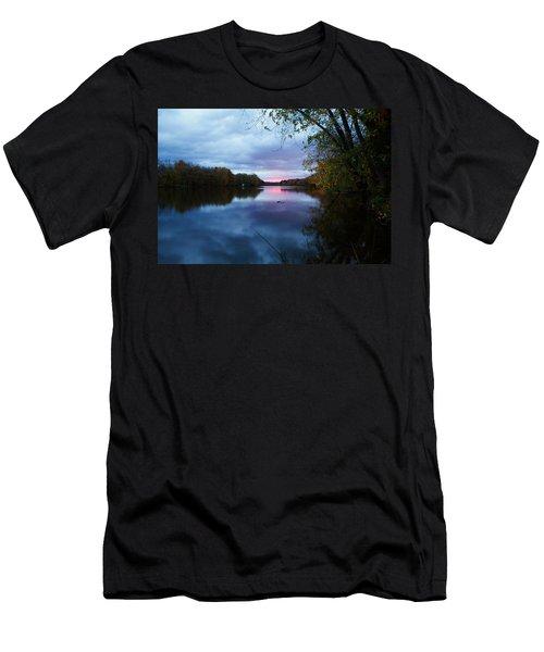 Oswego River Men's T-Shirt (Athletic Fit)