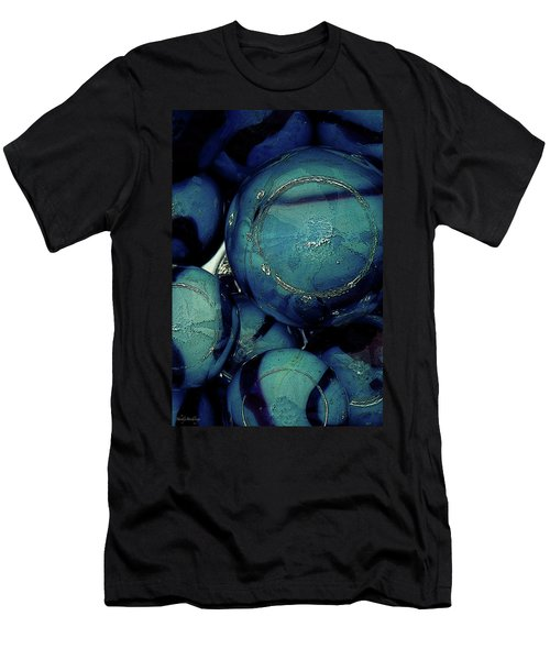 Men's T-Shirt (Slim Fit) featuring the photograph Other Worlds Iv by Shelly Stallings