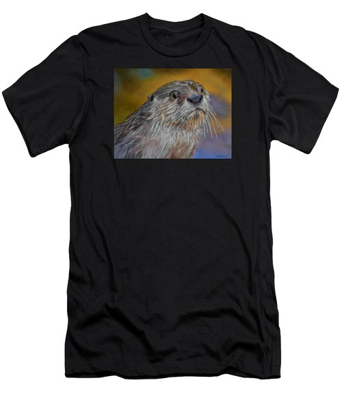 Otter Or Not Men's T-Shirt (Athletic Fit)