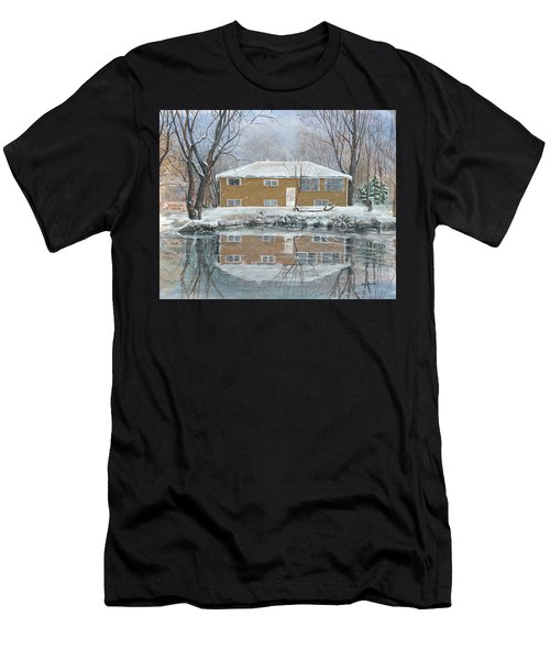 Our House Men's T-Shirt (Athletic Fit)