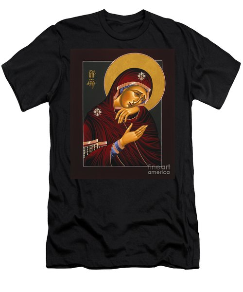 Our Lady Of Sorrows 028 Men's T-Shirt (Athletic Fit)