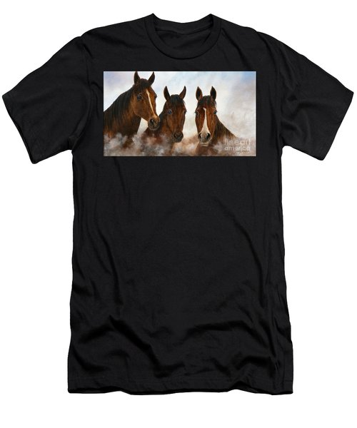 Out Of The Fog  Sold Men's T-Shirt (Athletic Fit)