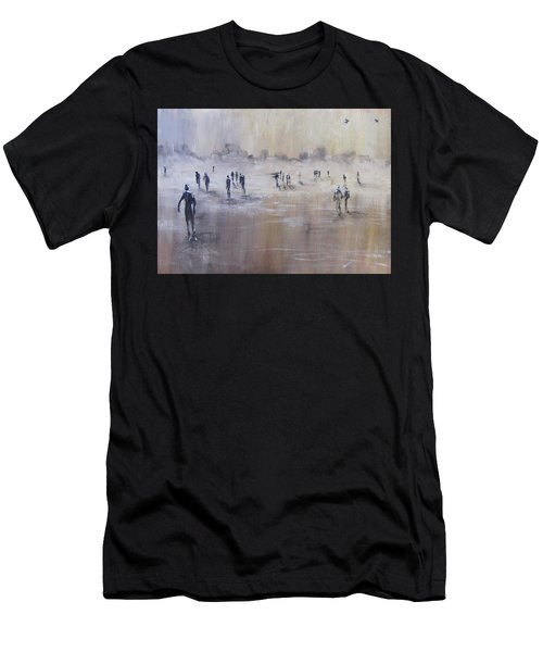 Out Of The Mist Men's T-Shirt (Athletic Fit)