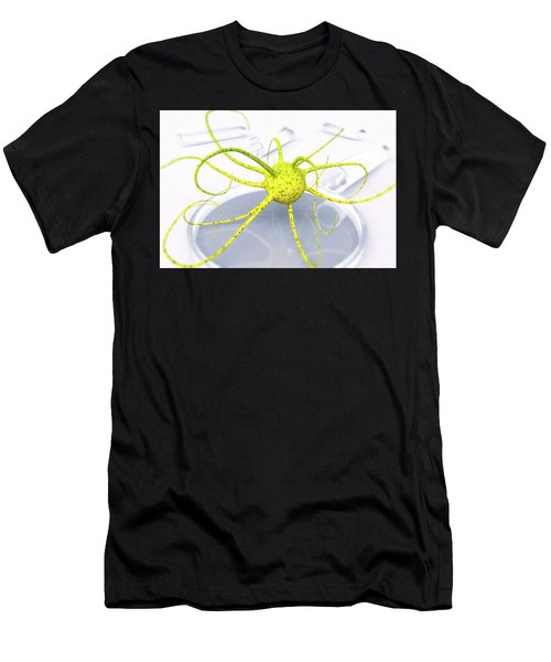 Out Of The Petri Dish... Men's T-Shirt (Athletic Fit)