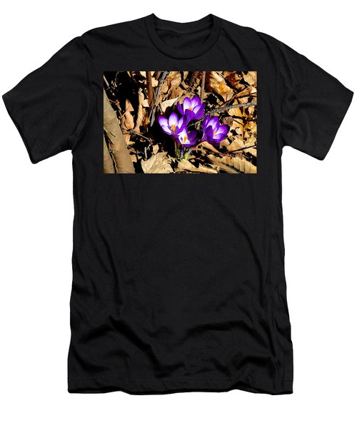 Out Of The Shadows Men's T-Shirt (Athletic Fit)