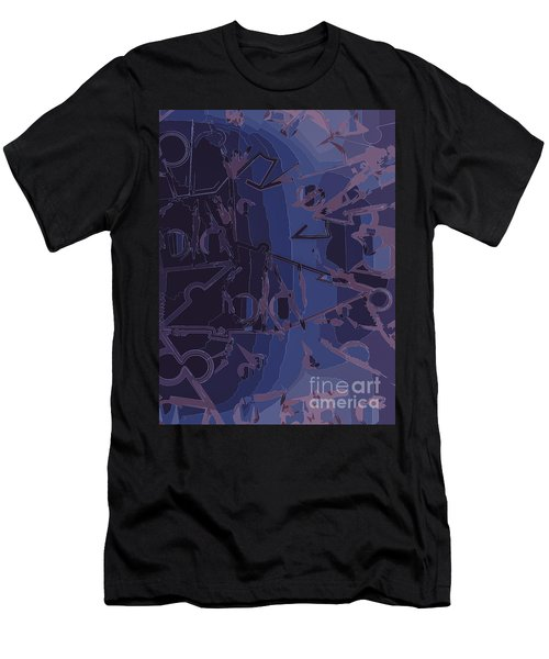 Touch Away Men's T-Shirt (Athletic Fit)