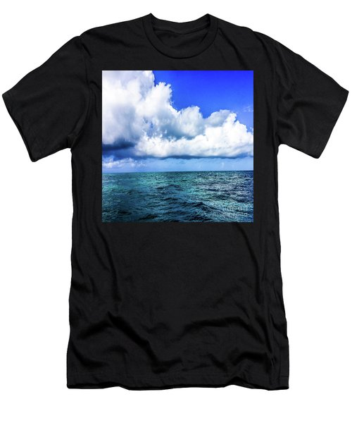 Out On The Open Sea Men's T-Shirt (Athletic Fit)