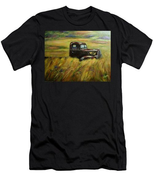 Out To Pasture Men's T-Shirt (Athletic Fit)