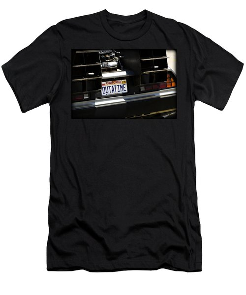 Outatime Men's T-Shirt (Athletic Fit)