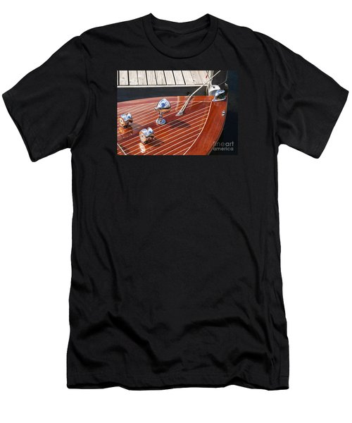 Outboard Runabout Men's T-Shirt (Athletic Fit)