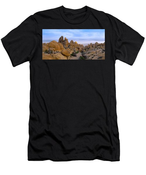 Outer Limits Pano View Men's T-Shirt (Athletic Fit)