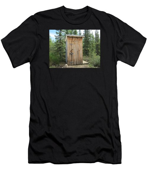 Outhouse  Men's T-Shirt (Athletic Fit)