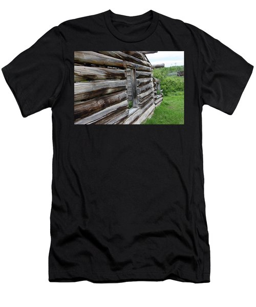 Outside Cabin Window Men's T-Shirt (Athletic Fit)