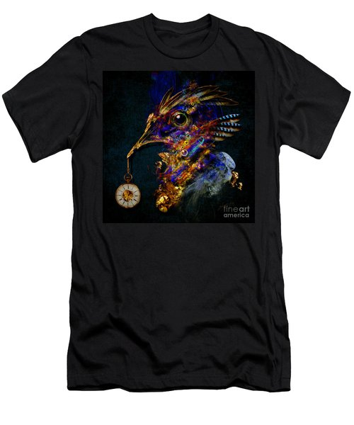 Outside Of Time Men's T-Shirt (Athletic Fit)