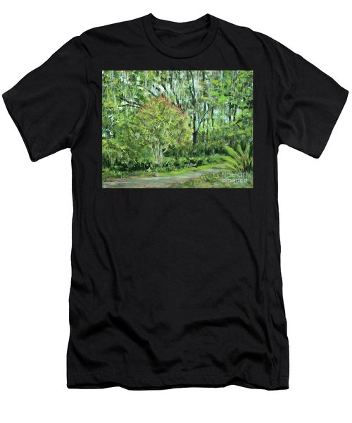 Oven Park Sunday Morning Men's T-Shirt (Athletic Fit)