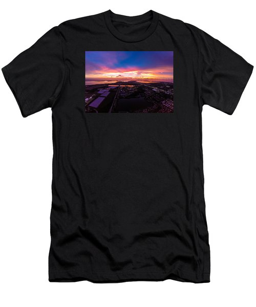 Over Bradenton Men's T-Shirt (Athletic Fit)