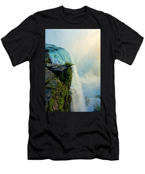 Over The Falls II Men's T-Shirt (Athletic Fit)