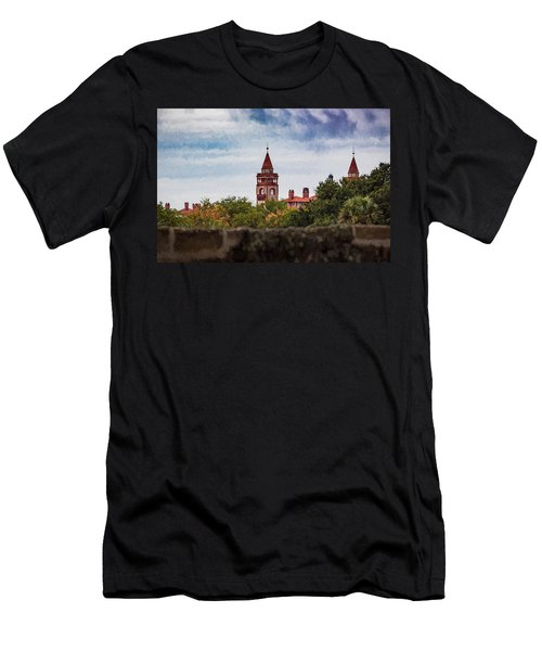 Over The Wall Men's T-Shirt (Athletic Fit)