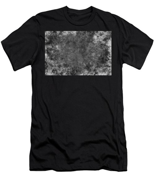 Overlay Grunge Texture. Men's T-Shirt (Athletic Fit)