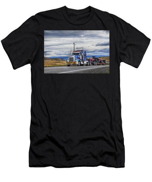 Oversize Load Men's T-Shirt (Athletic Fit)